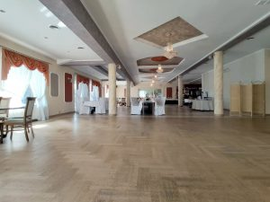 Sala weselna w Hotelu Magnat