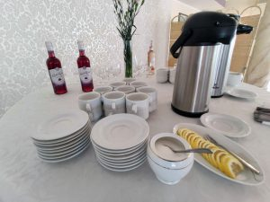 serwis kawowy - catering